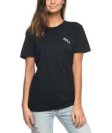 Obey Marker Block Black T-Shirt