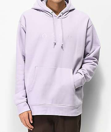 Obey Nouvelle Lilac Hoodie