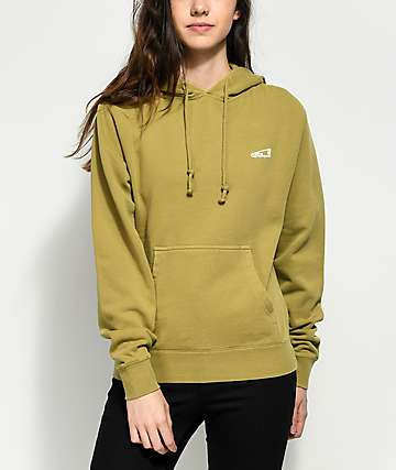 Obey Propaganda Pin Dusty Avocado Hoodie