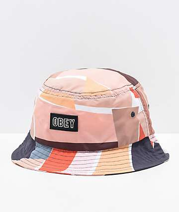Obey Sherman Bucket Hat