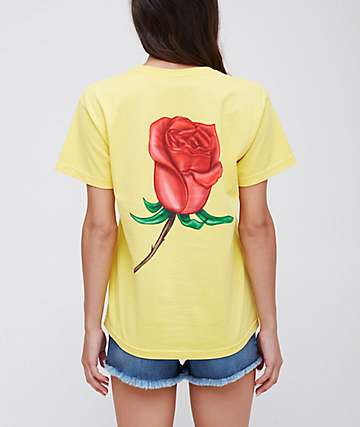 Obey Slauson Rose Custom Sunkissed T-Shirt