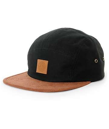 Obey Stockholm 5 Panel Hat