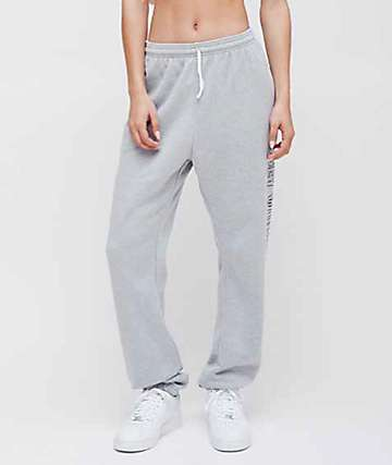 Obey Worldwide Outline Grey Sweatpants