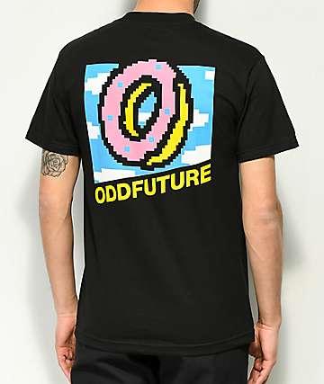 Odd Future 8-Bit Black T-Shirt