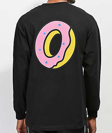 Odd Future Assorted Dozen Black Long Sleeve T-Shirt