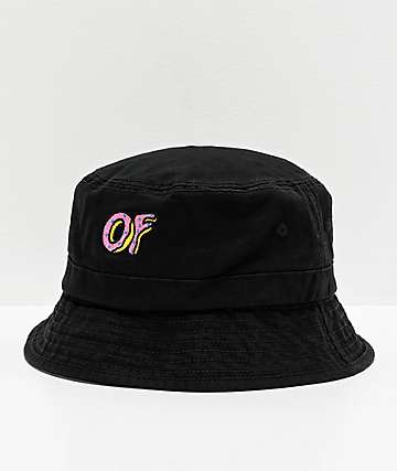 a26504481f5d7e Odd Future Black Bucket Hat
