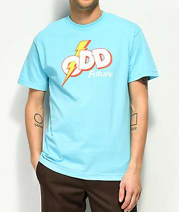Odd Future Bolt Light Blue T-Shirt