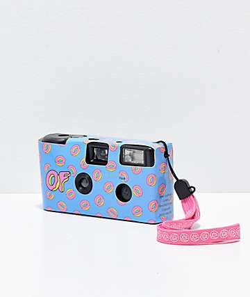Odd Future Donut Disposable Camera