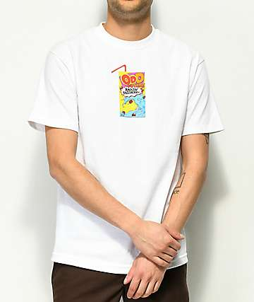 Odd Future Juice Box White T-Shirt