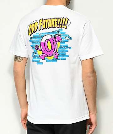 Odd Future Kool camiseta blanca