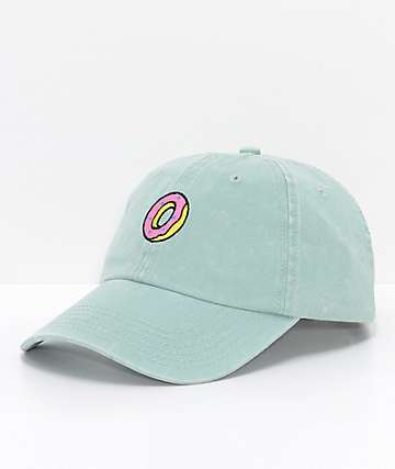 Odd Future Logo gorra de color menta