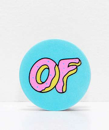 Odd Future OF Mint Phone Gripper