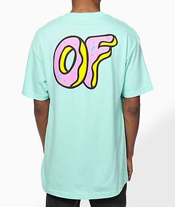 Odd Future Pastel OF Logo camiseta
