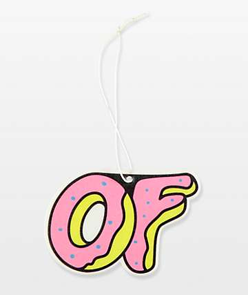 Odd Future Pink OF Donut Air Freshener