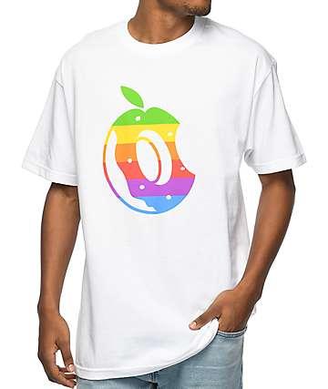 Odd Future Rainbow Fruit White T-Shirt