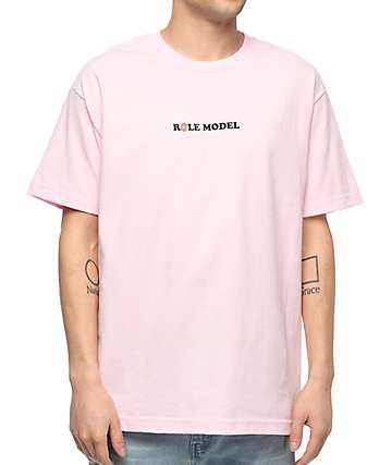 Odd Future Role Model Pink T-Shirt