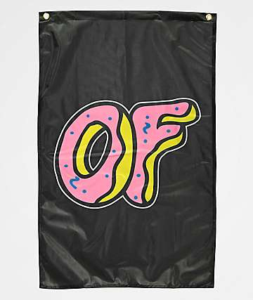 Odd Future bandera negra