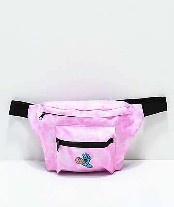 Odd Future x Santa Cruz Pink Fanny Pack