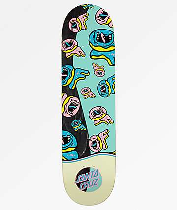 "Odd Future x Santa Cruz Screaming Donut 8.25"" Skateboard Deck"