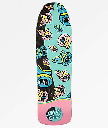 "Odd Future x Santa Cruz Screaming Donut 9.35"" cruiser tabla de skate"