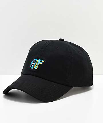 Odd Future x Santa Cruz Screaming Donut gorra negra