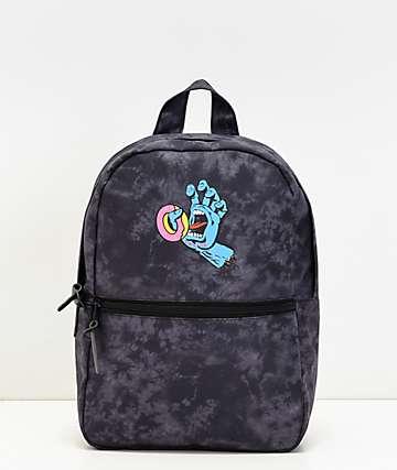 Odd Future x Santa Cruz mini mochila negra