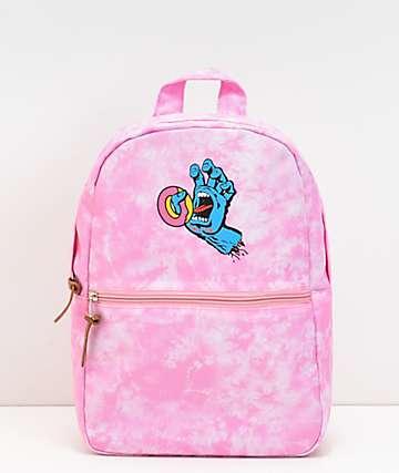Odd Future x Santa Cruz mini mochila rosa