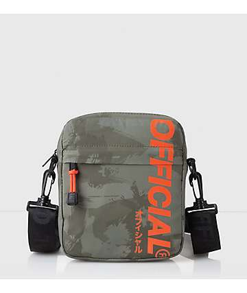 Official Brush Camo Utility Shoulder Bag