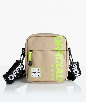 Official Dessert Volt Utility Shoulder Bag