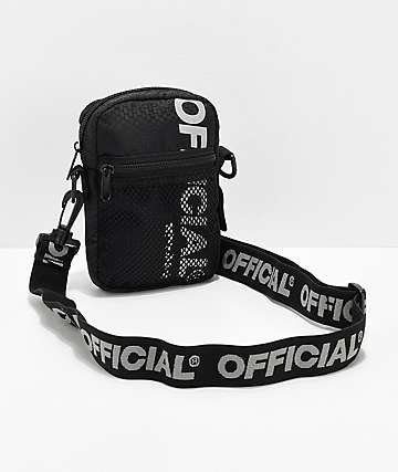 Official EDC Black Utility Bag