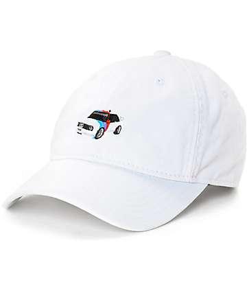 Official M3eezy gorra strapback en blanco