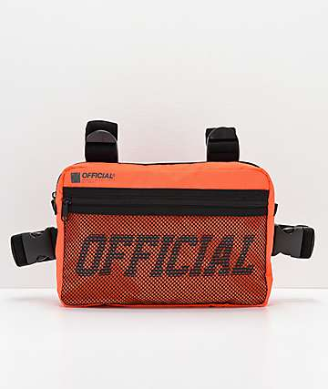 Official Utility Orange Chest Bag