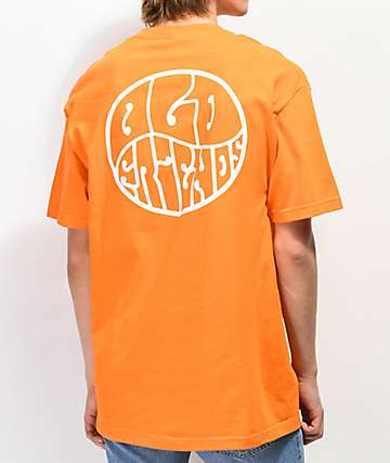 Old Friends Hippy Skippy Orange T-Shirt