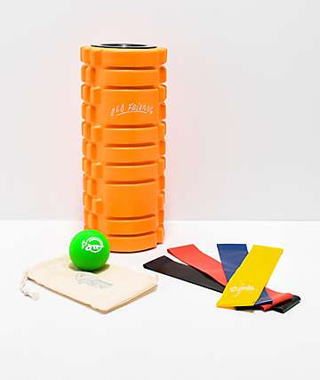 Old Friends Orange Physical Therapy Pack