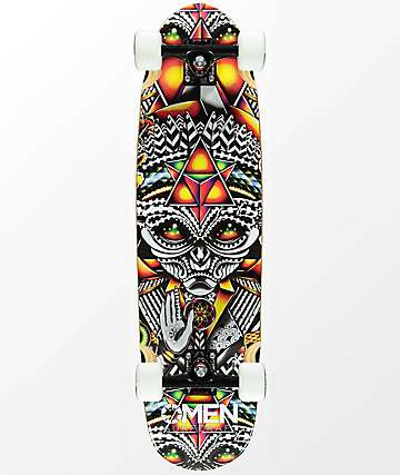 "Omen Grey Spirit 33"" Cruiser Complete"