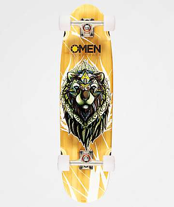 "Omen Lioness 33"" cruiser completo"