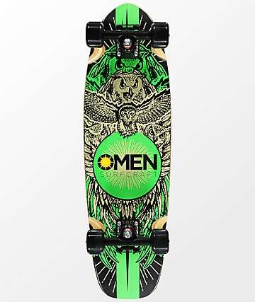 """Omen Memory Screen 29"""" cruiser completo de skate"""