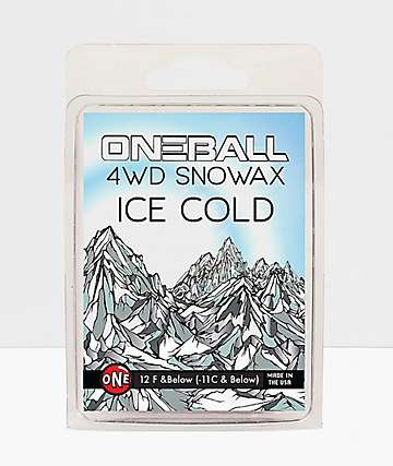 One Ball Jay 4WD Ice Cold cera de snowboard