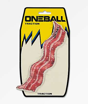 One Ball Jay Bacon Snowboard Stomp Pad