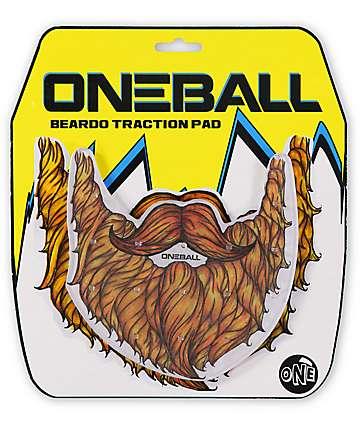 One Ball Jay Beardo pad de snowboard