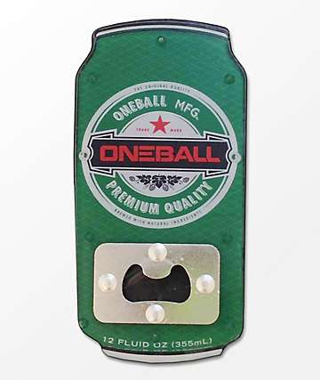 One Ball Jay Bottle Opener Stomp Pad 2018