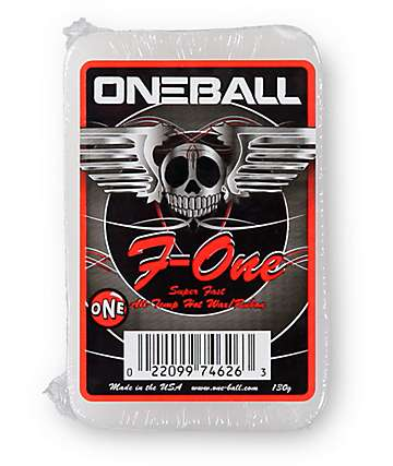 One Ball Jay F-1 Trick Snowboard Wax 2016
