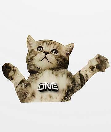 One Ball Jay Flying Cat almohadilla de agarre