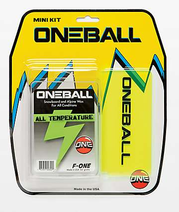 One Ball Jay Mini Wax Kit