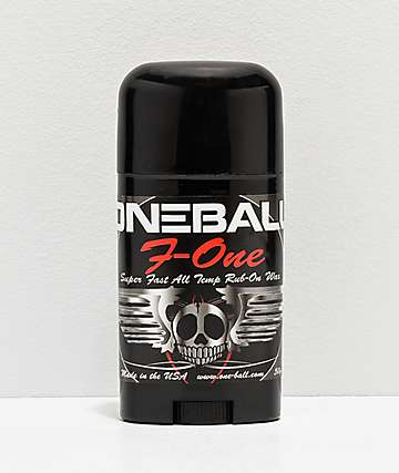 One Ball Jay Push Up Temp Snowboard Wax