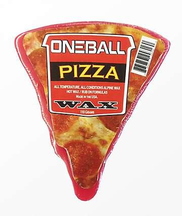 One Ball Jay cera de snowboard de pizza