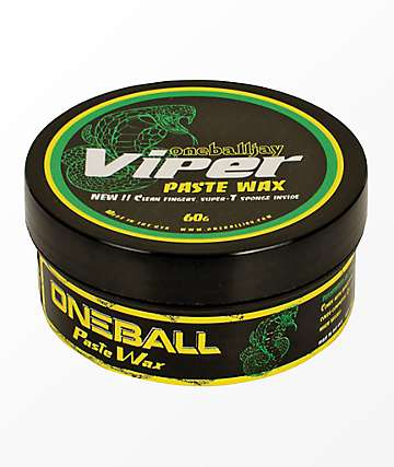 One Ball Viper Paste Snowboard Wax