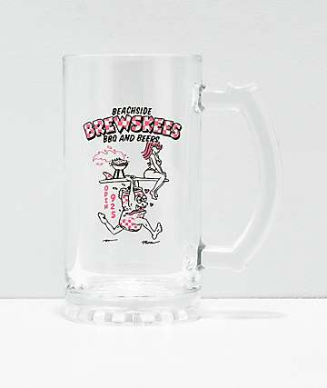 Open925 Brewskees Beer Mug