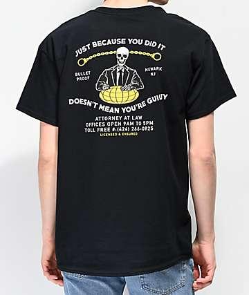 Open925 Guilty Black T-Shirt