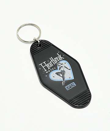 Open925 Heartbreak Motel Keychain